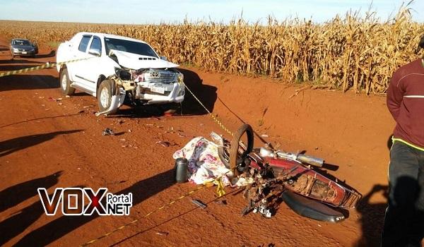 Tragédia > Duas irmas com parentes em marechal de 9 e 13 anos morrem em acidente no Paraguai