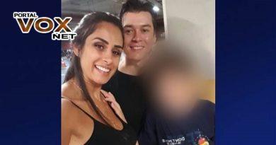Fatalidade > Dentista perde marido e filho em acidente na PR 239