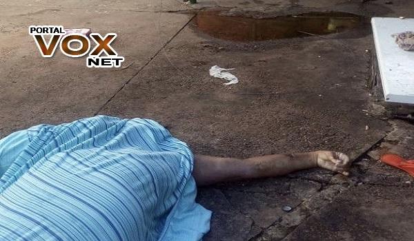 Fatalidade > Mulher morre eletrocutada enquanto lavava roupas