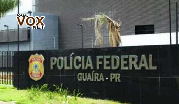 Tenso > Contrabandista fica ferido em ação da PF em Guaíra