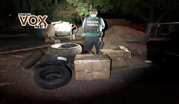 Guaíra > Operação Hórus descobre dois depósitos de contrabando em Oliveira Castro