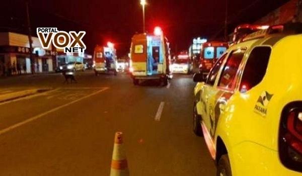 Tragédia – Vítimas de grave acidente em Toledo morrem no hospital