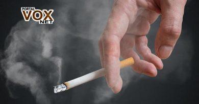 Fumantes coronavírus