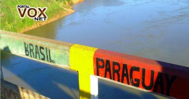 BRASIL PARAGUAI