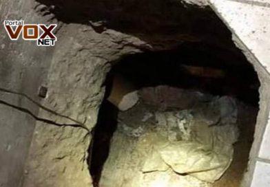 Inusitado – Pedreiro que construiu túnel até a casa da amante é preso