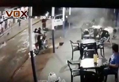 Fronteira – Dois são mortos pistoleiros na periferia de Ponta Porã