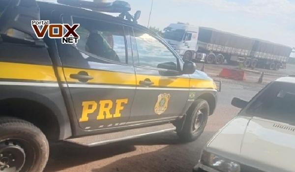 Guaíra – Adolescente é detido com Saveiro furtada