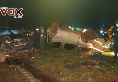 Fatal – Brasileiro morre em acidente envolvendo vereador paraguaio