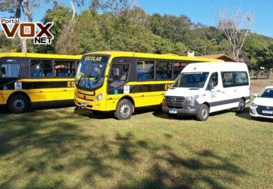Guaíra – Novos veículos adquiridos