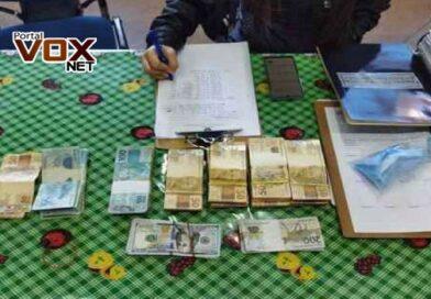 Fronteira – Brasileiro acusado de financiar esquema de tráfico é preso com R$ 53 mil