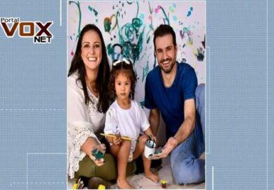 Fatal – Casal e filha de 3 anos morrem em acidente na BR-282