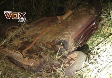 Triste – Homem desaparecido há 22 dias é encontrado morto em carro que capotou na PR-442