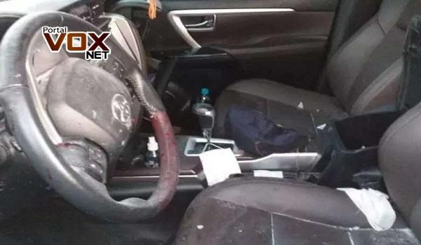 Fronteira – Homem é assassinado a tiros de fuzil durante festa