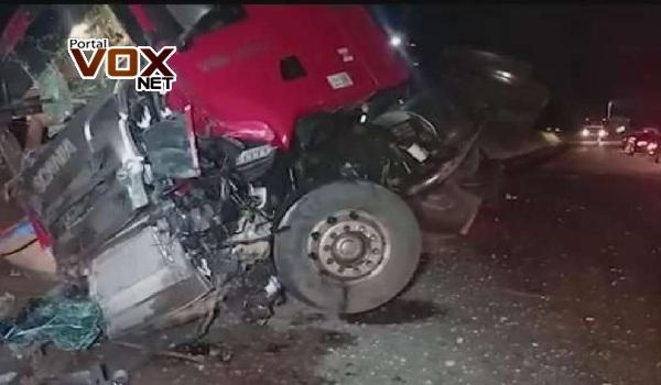 Fatal – Homem de 30 anos morre em grave acidente na PR-585