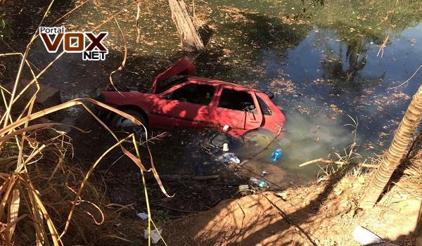 Tragédia – Três jovens e três adolescentes morrem após carro cair de ponte