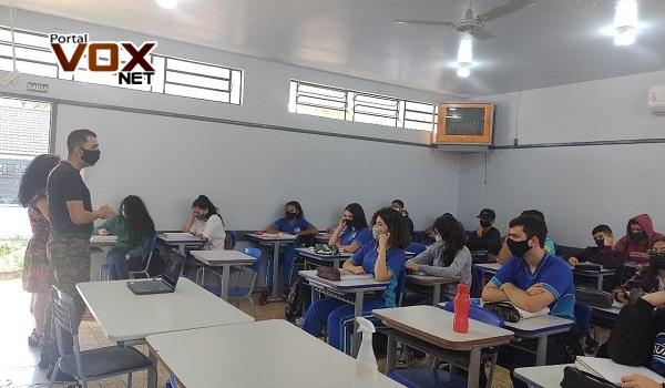 Guaíra – Ações entre o Conselho Tutelar e a comunidade escolar são intensificadas