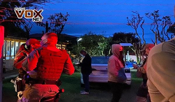 Crime – Mulher mata namorado a tiros e comete suicídio