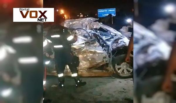Tragédia – Seis pessoas morrem em acidente entre carro e caminhão na BR-040